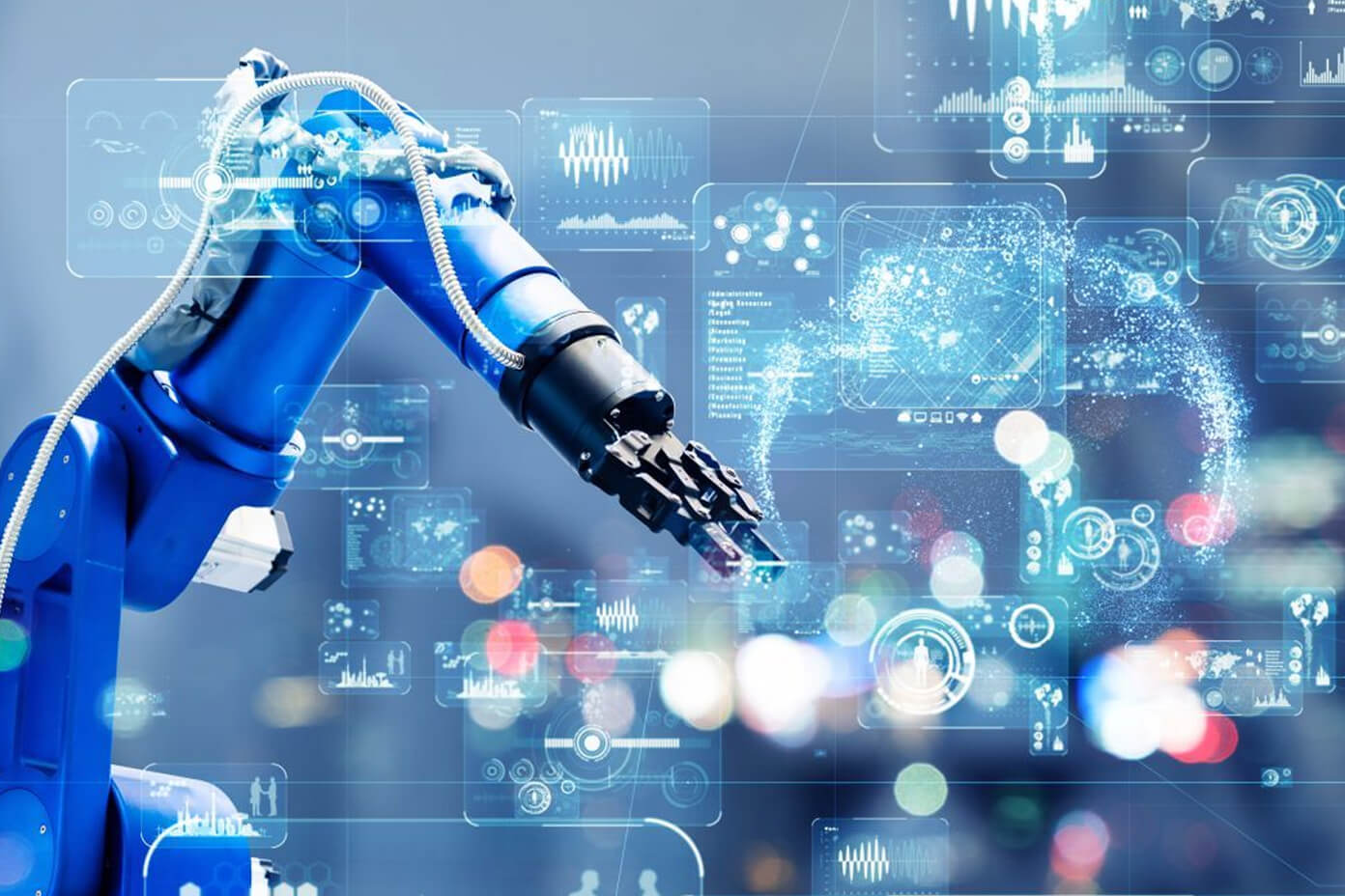 IIOT Use Cases in Manufacturing, Benefits & Challenges